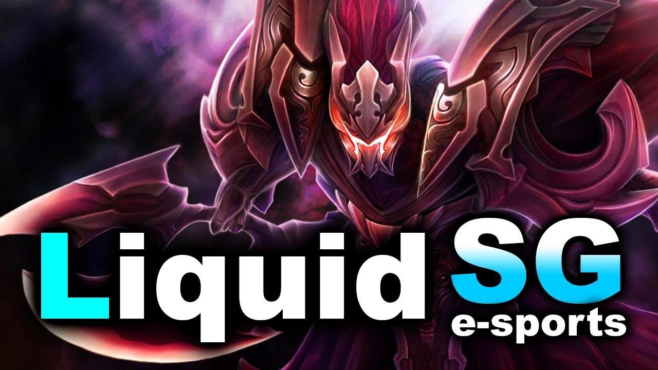 Liquid vs SG e-sports - Groups ESL Hamburg MAJOR DOTA 2