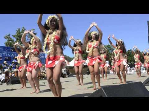LEIISA at Pacific Islander Festival