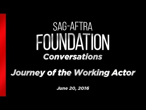 Conversations: Journey of the Working Actor