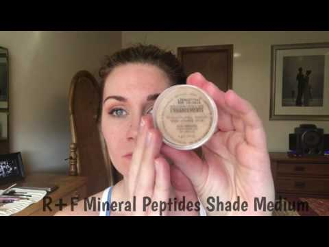 Mineral Peptides Makeup Tutorial
