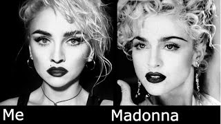 Madonna Makeup Tutorial
