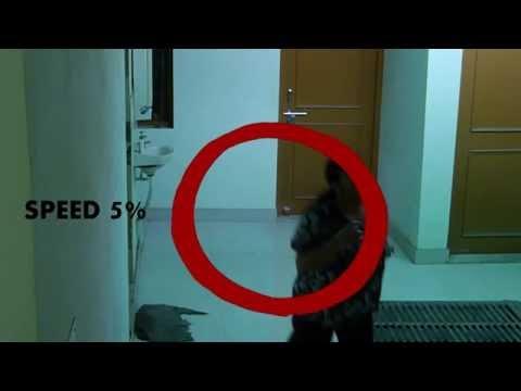 Paranormal - Real Ghost - Camera de Surveillance