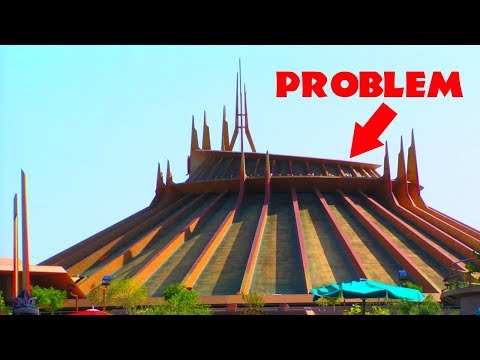 The Problems at Disneyland