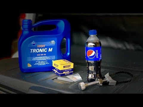 СЕКРЕТ замены масла Smart ForTwo. Как правильно заменить масло Smart ForTwo 451