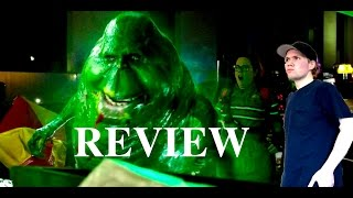 Ghostbusters 2016 - Movie Review