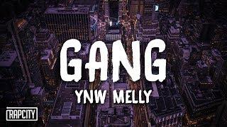 YNW Melly - Gang (Lyrics)