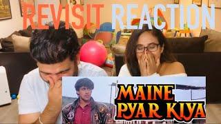 Maine Pyar Kiya Revisit Reaction | Only Desi | RajDeepLive