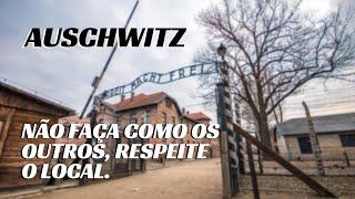 VISITAMOS UM CAMPO DE CONCENTRAÇÃO - Auschwitz, a pior experiência que já tive!