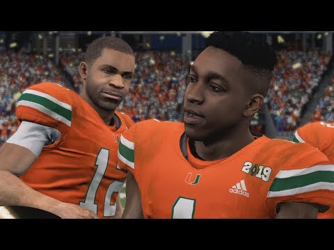 Madden 20 Face of the Franchise - NCAA Championship Game! EP 2