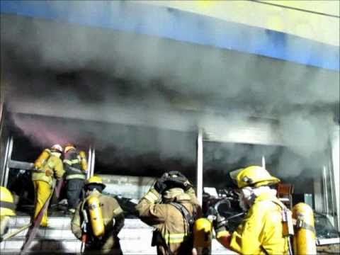 Incendio En Tienda Coppel Hidalgo En Culiacán