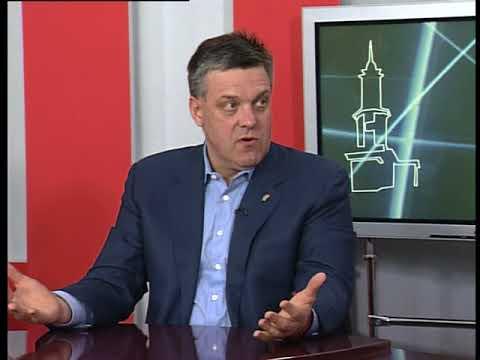 Актуальне інтерв'ю. Олександр Сич. Олег Тягнибок. Вплив олігархів на українську економіку