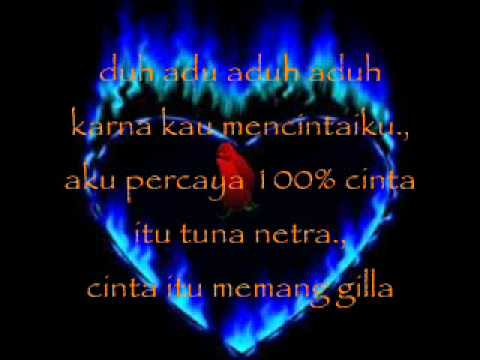 Cinta Tuna Netra Lyrics