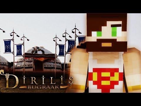 Diriliş BugraaK & Fragman - Minecraft  Animasyon - Видео из Майнкрафт (Minecraft)