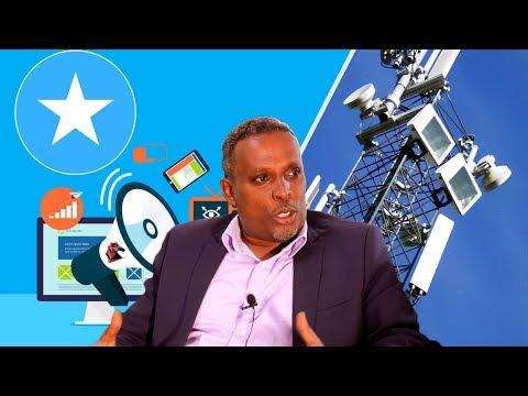 Xogta Internetka ee Soomaaliya isticmaasho & Habka Casriga Ah ee Somali Optical Network