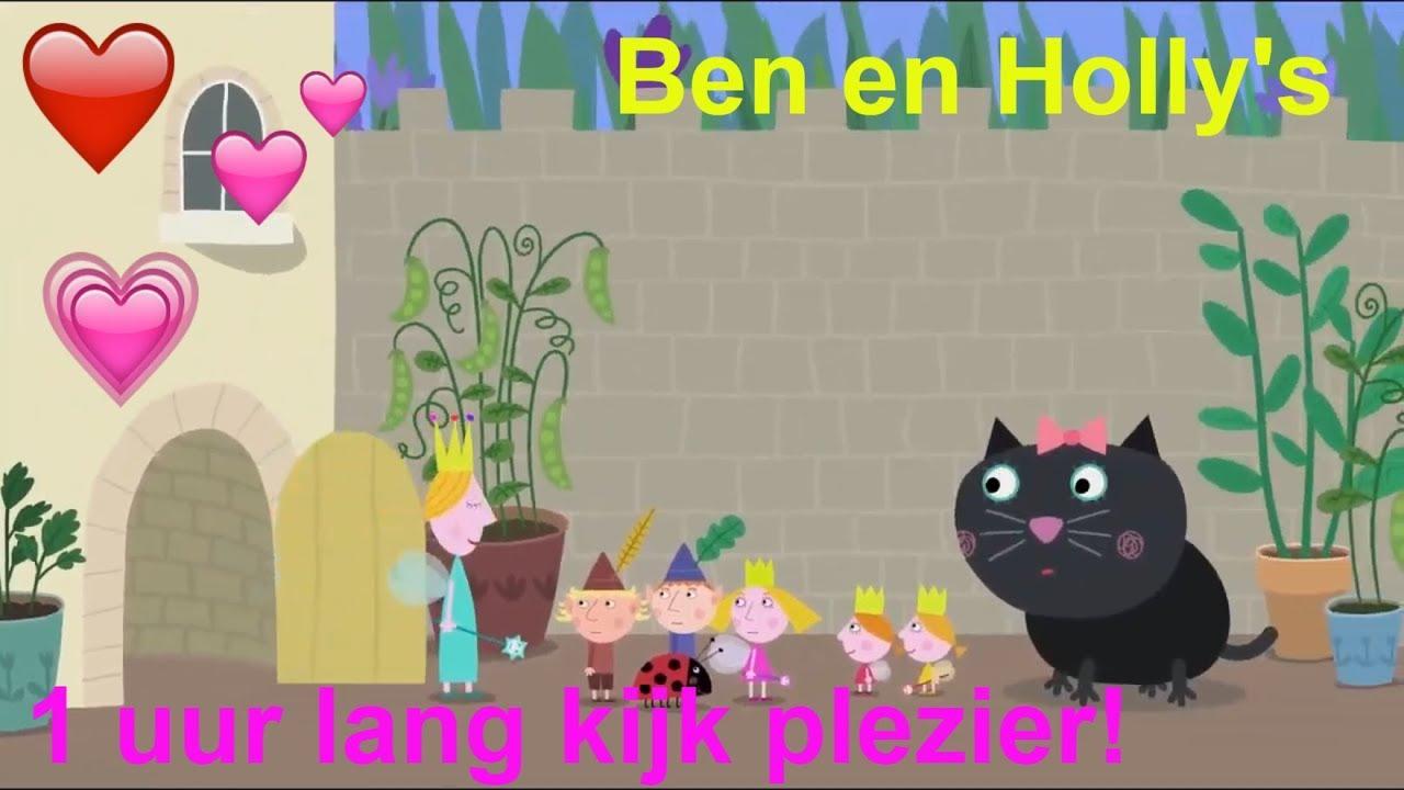 Ben & Holly's nederlandstalig deel 1, 1 uur Litle kingdom