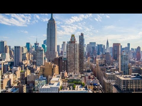 New York City Via Drone - Holigee 2017-07-23 08:39