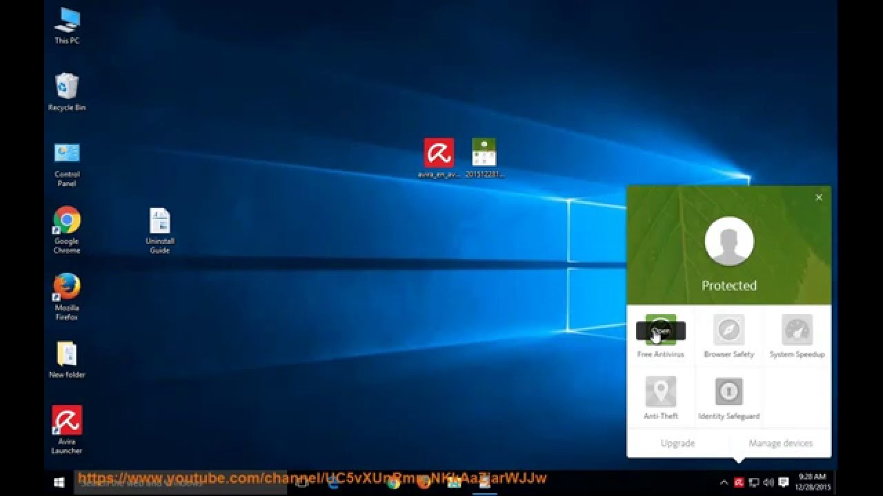 avira free download windows 10