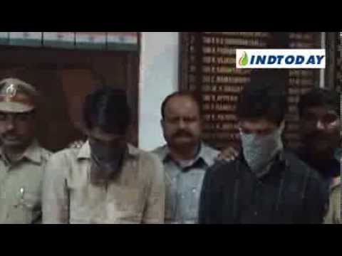 Notorious snatchers held by Saidabad Police