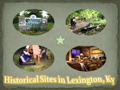 Lexington KY Historic Sites