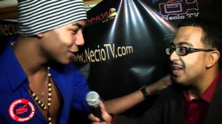 Yordi Santos en el Tropical Club de Passaic ( Nov 5, 2011) by NecioTV