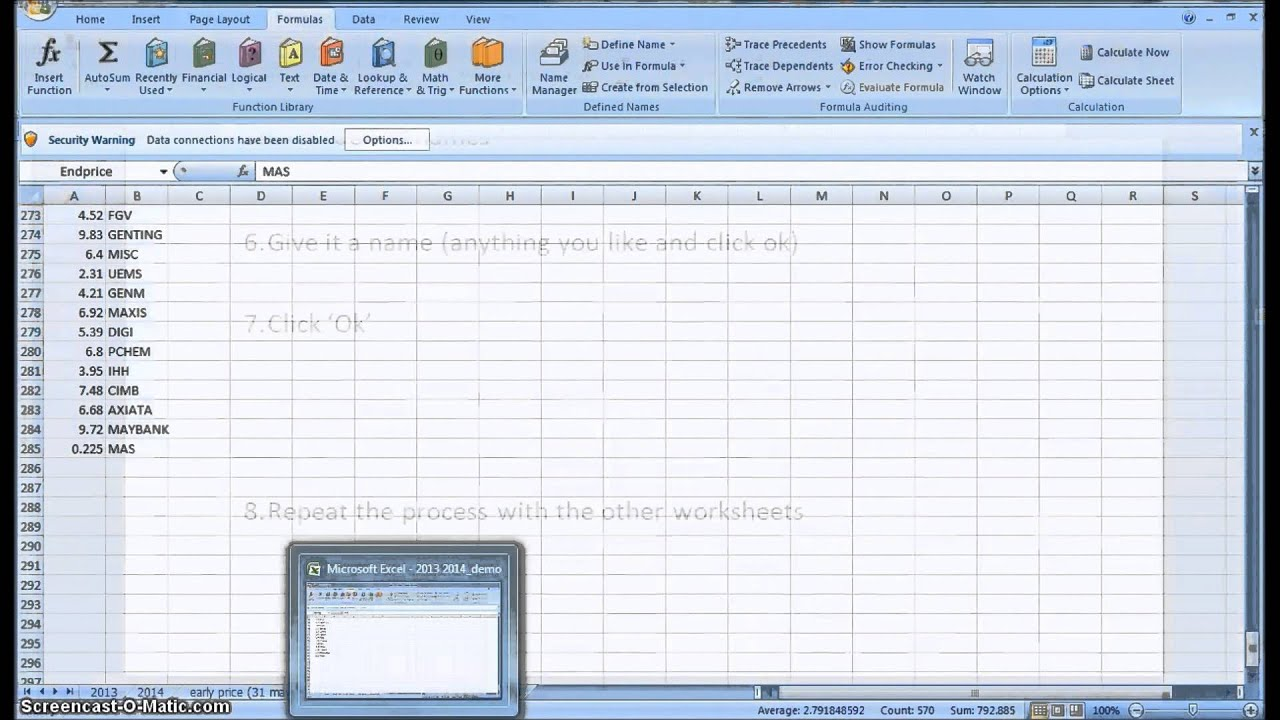 How to combinemergelink 2 or more excel worksheets data into – Excel Combine Worksheets