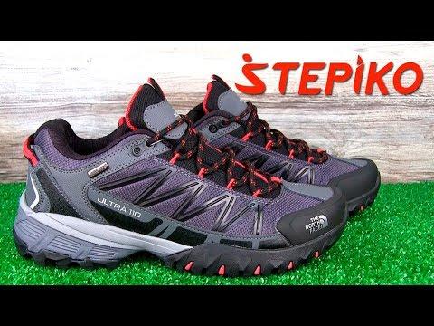 Мужские кроссовки The North Face 0102. Видео обзор от Stepiko.com