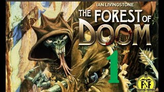 Forest of Doom: Ian Livingstone Fighting Fantasy 01