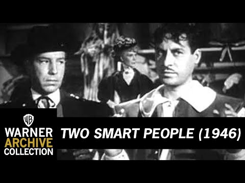Two Smart People (Original Theatrical Trailer)