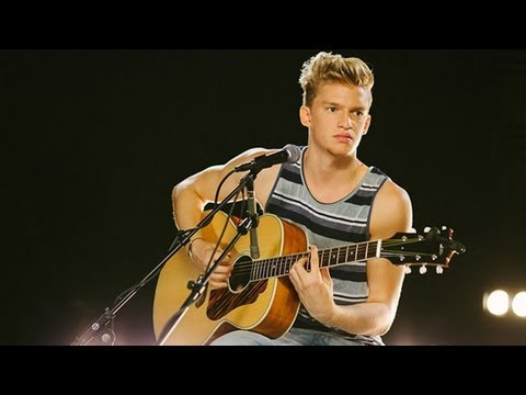 "Cody Simpson Performs ""Pretty Brown Eyes"""
