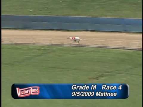 Victoryland 9/5/09 Matinee Race 4