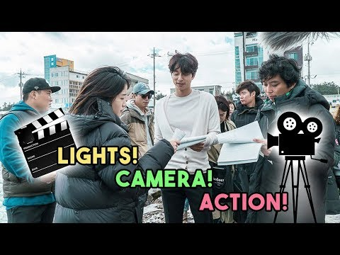 HOW TO BECOME AN ACTRESS / ACTOR IN KOREA