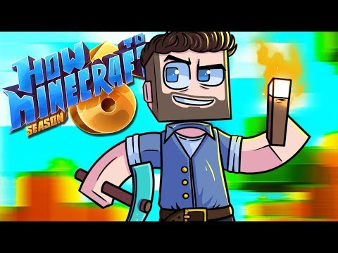 """""""THE CRUMBADAT THEORY!"""" - How To Minecraft: Season 6 Episode 12"""