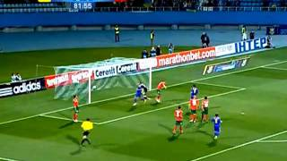 Все голы сборной Украины в 2011 году(, 2011-12-27T09:24:06.000Z)