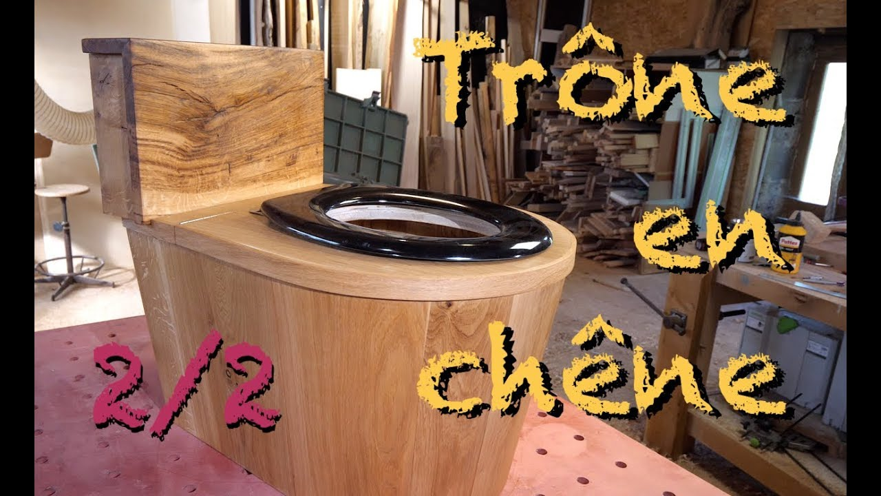 comment fabriquer des toilettes seches 2 2 youtube. Black Bedroom Furniture Sets. Home Design Ideas