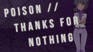 jayn poison thanks for nothing wontolla remix