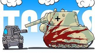 99% ЛЮДЕЙ НЕ СМОГУТ ЭТО ПОВТОРИТЬ! ● Угарный монтаж по World Of Tanks • Смешные моменты, приколы WOT