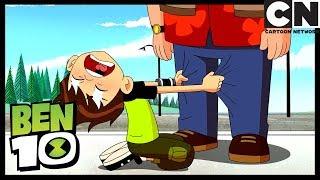 Lazerleme Beni Kardeşim | Ben 10 Türkçe | çizgi film | Cartoon Network Türkiye