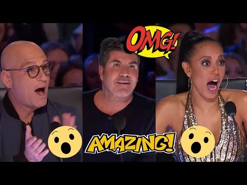 THE BEST TOP 5 DANCE AUDITIONS ON GOT TALENT OF ALL TIME