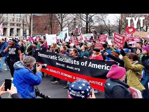 Democratic Socialists of America Hit 25,000 Members
