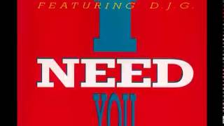 SPACE MASTER I NEED YOU DUB MIX