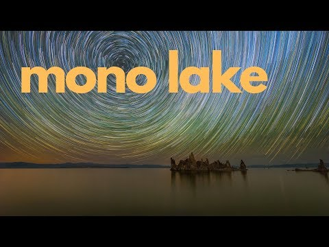 Mono Lake - A Dead Sea. Los Angeles Killed It.