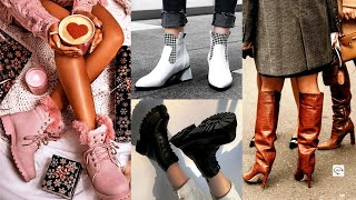 ЗИМНЯЯ ЖЕНСКАЯ ОБУВЬ 2020 2021 Актуальная Обувь на Зиму Модные Тренды Что Носить Стильные Модели