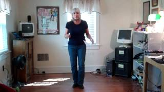 Honky Tonk Boots Teach and Demo