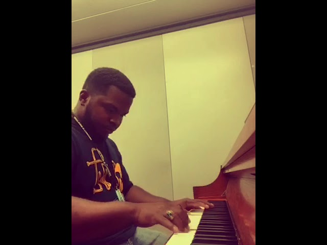 """7 Steps to Heaven"" by Miles Davis - De'Marcus Walker (Piano)"