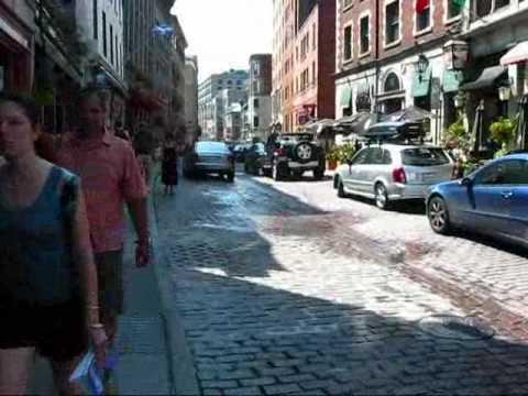 Montreal Travel: Walking