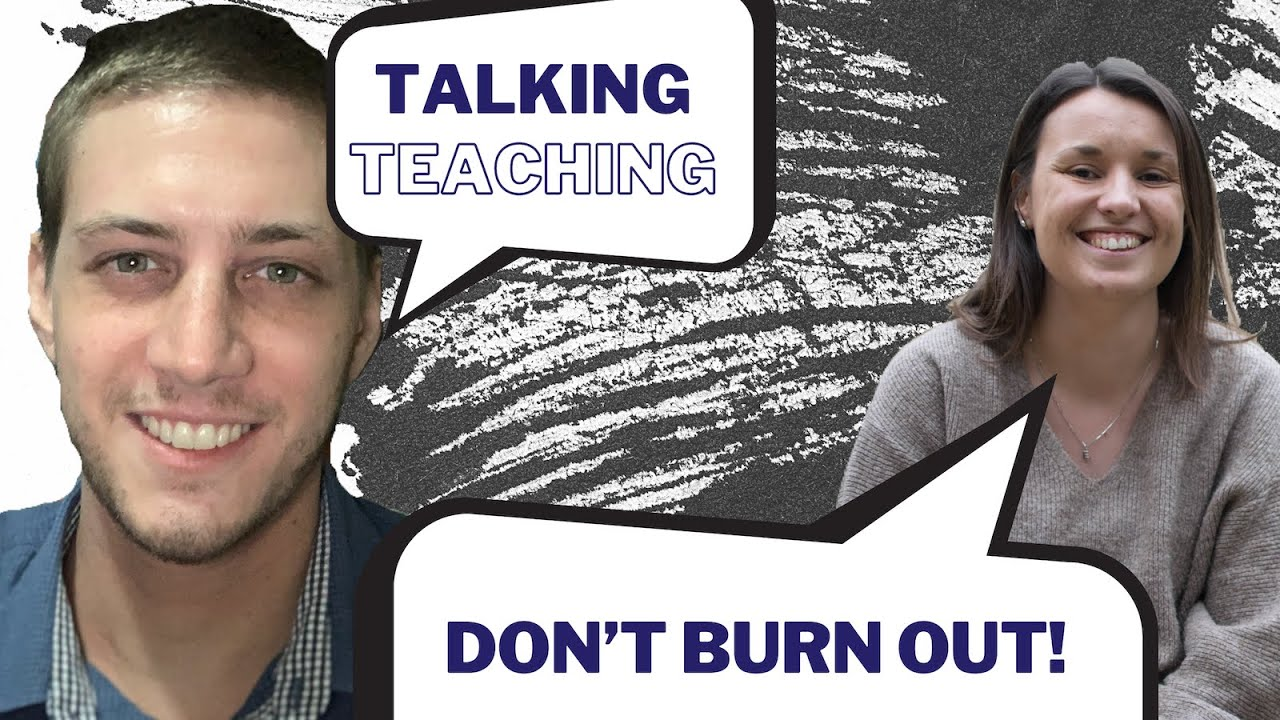 Talking Teaching: Emma Cann (Video)