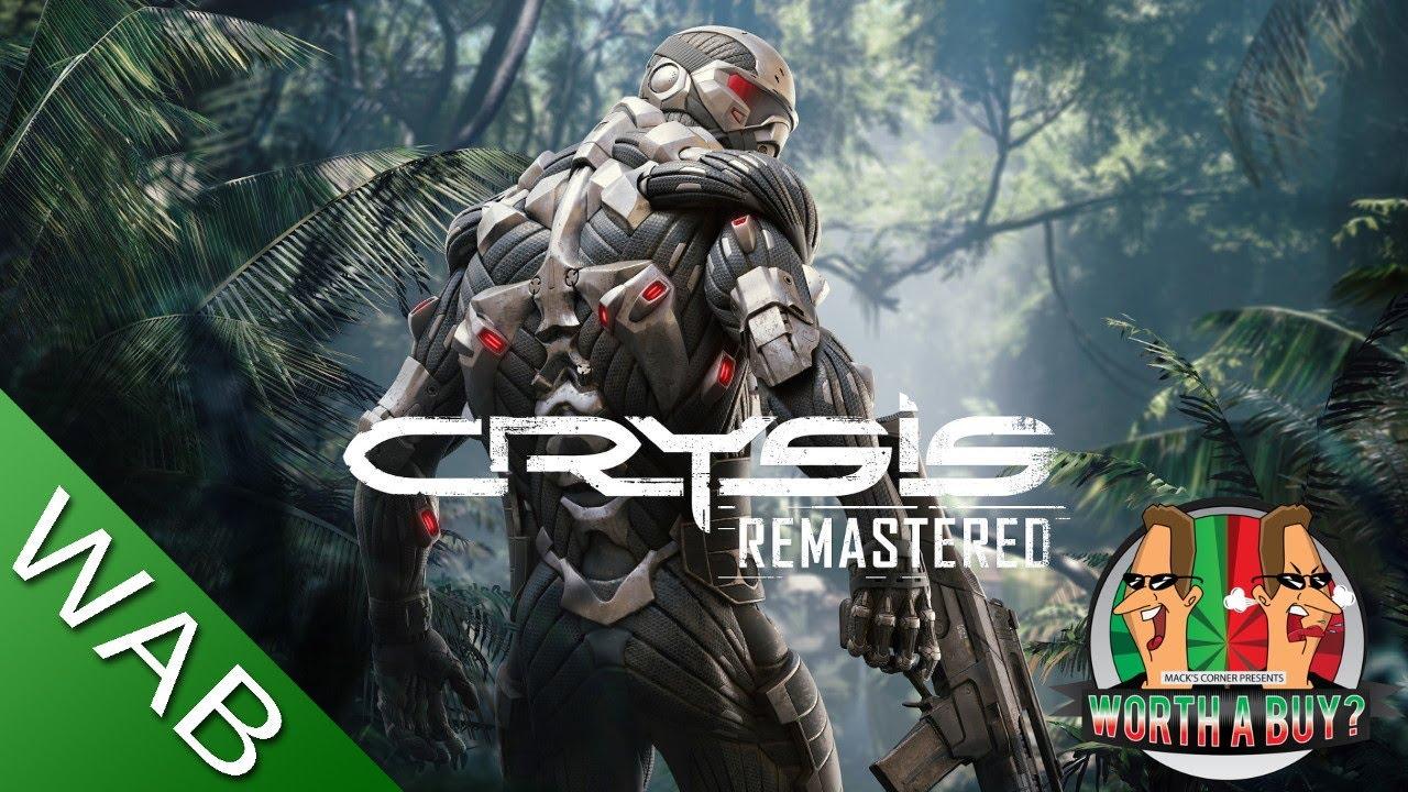 Crysis Remastered - Worthabuy?