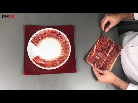 Cómo Preparar Un Plato De Jamón Loncheado Y Envasado Al Vacío Youtube