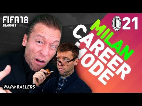 I WILL NOT BE BROKEN - AC Milan Career Mode Ep. #21 (FIFA 18)