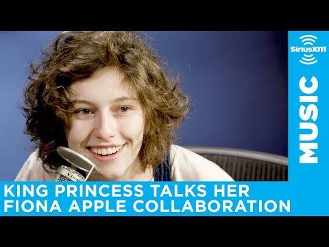 King Princess talks Fiona Apple collaboration Mp3